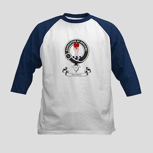 Badge-Davidson [Inverness] Kids Baseball Tee